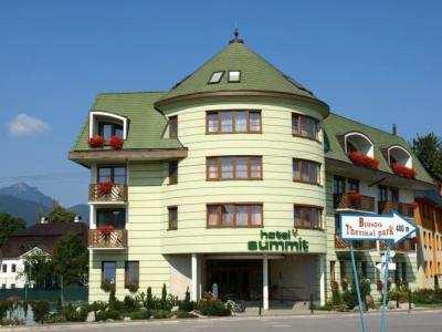 HOTEL SUMMIT foto
