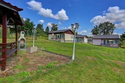 Čtyřlůžkový bungalov se dvěma přistýlkami