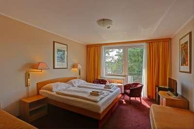 Dvoulůžkový pokoj v hotelu Riviera