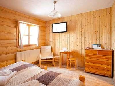 Ubytování v penzionu Koliba