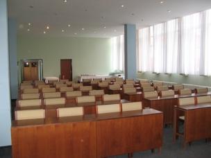 Kongresová místnost