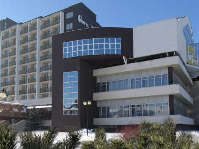 HOTEL SATEL foto