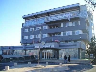 HOTEL KORMORÁN foto