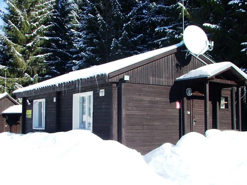 Vzhled bungalovu