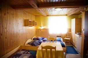 Třílužkový bungalov