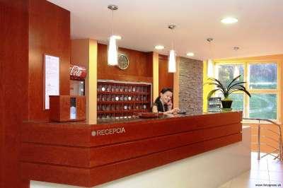 Hotel Remata - recepce