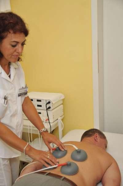 Elektroterapie