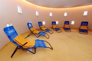 Wellness centrum v hotelu Čingov
