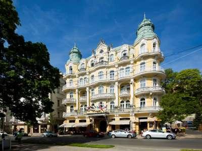 SPA HOTEL BOHEMIA foto