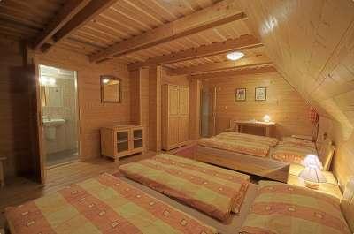 Dřevěnice Jánošíkov Dvor