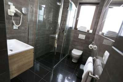 Koupelna v budově C