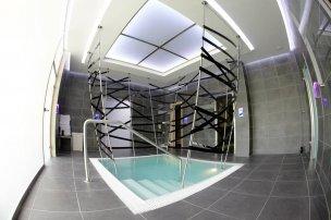 Wellness svět bazén a sauny