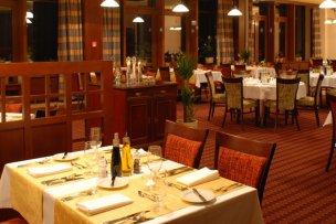 Večerní restaurace