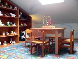 Apartmán A3 Dětský koutek
