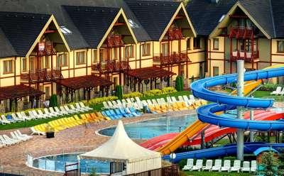 HOTEL BEŠEŇOVÁ - VODNÍ PARK BEŠEŇOVÁ foto