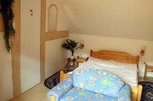 Dvoulůžkový pokoj B