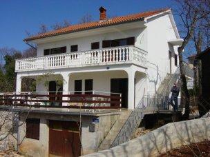 Příklad ubytování vila Kutleša