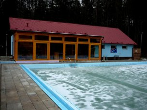 Wellness s bazénem