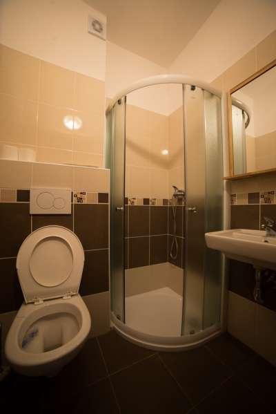 Pokoj standard koupelna