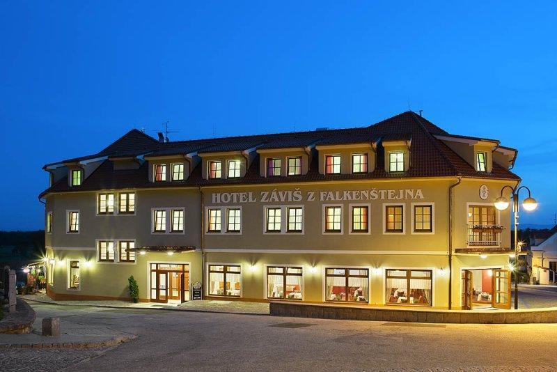 Hotel Záviš z Falkenštejna