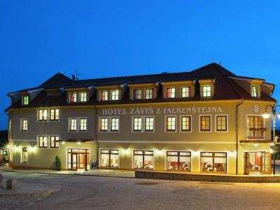 HOTEL ZÁVIŠ Z FALKENŠTEJNA foto