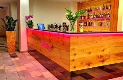 Hotelový caffe bar