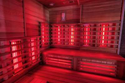 Infrasauna ve wellness