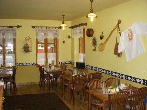 Restaurace a posezení