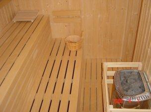 Suchá sauna