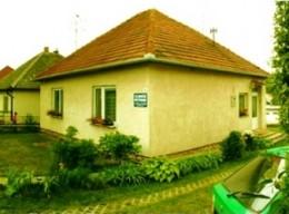 První dům