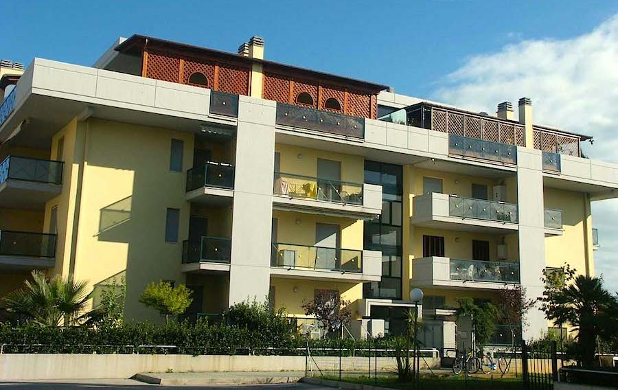 Apartmán Baracca budova D