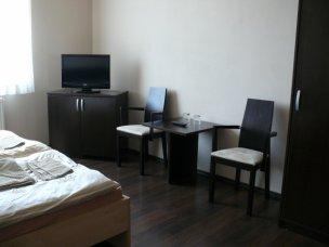 Hotelová ložnice