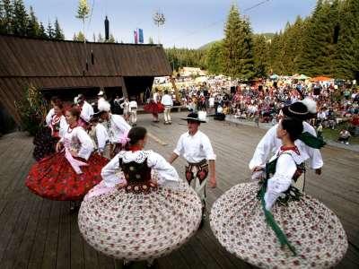 Podroháčské folklorní slavnosti